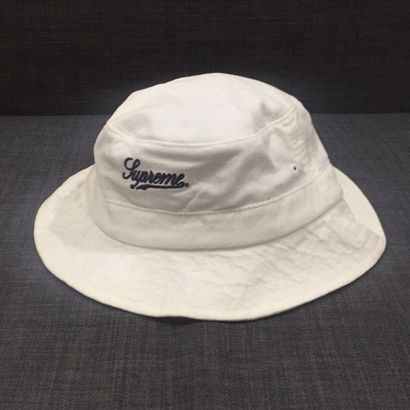 ce2b4306 Supreme white corduroy bucket hat. M_5a52ab732ab8c5030e02eee5. Other  Accessories ...